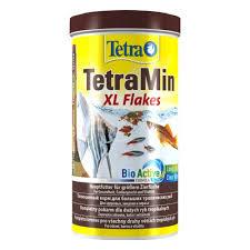 <b>Корм</b> основной для всех видов рыб <b>TETRA TetraMin XL</b> Flakes ...
