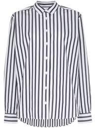 Totême Рубашка Capri В Полоску -8%- Купить В Интернет ...