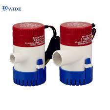 China <b>350 Gph Bilge Pump</b> 12/24 V DC <b>Submersible</b> Water Pump ...