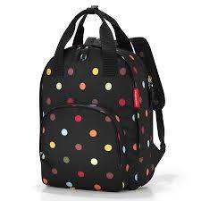 Купить <b>Рюкзак easyfitbag dots Reisenthel</b> JU7009 в интернет ...
