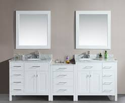 white double sink bathroom avola  inch double sink bathroom vanity white finish
