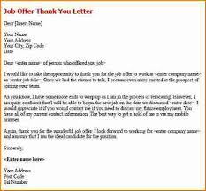 job acceptance thank you letter   rejection lettersjob acceptance thank you letter job offer thank you letter example job acceptance thank you letter
