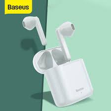 <b>Baseus W09 TWS Wireless</b> Bluetooth Earphone Intelligent Touch ...