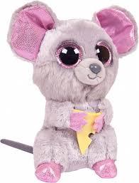 <b>Мягкая игрушка TY Beanie</b> Boos Мышонок Squeaker 15 см ...