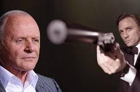 James Bond-Film nehmen kein Ende: War vor einiger Zeit noch gar nicht klar, ob der Film – aus finanziellen Gründen – überhaupt gedreht ... - kaempft-james-bond-hannibal-lecter-anthony-hopkins-boesewicht-gespraech-290814_i
