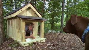 Dog house plans for large breed   YouTube
