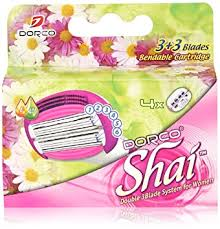 Soft Touch™ 6 Blade Razor System for Women ... - Amazon.com