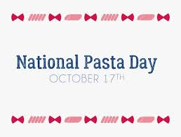National Pasta Day Poster Royalty Free Cliparts, Vectors, And Stock ...