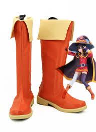Subarashii Коно секаи ни блаженная wo megumin ботинки для ...