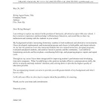 resume cover letter examples for teachers cover letter database resume cover letter examples for teachers