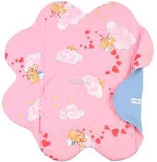 <b>Конверт</b> для новорожденного <b>Ramili Light Denim</b> Style Pink купить ...