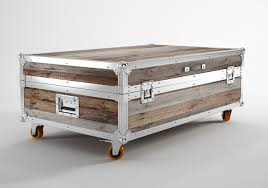 room vintage chest coffee table:  coffee table best trunk coffee table diy coffee table trunks with storage marvelous chest