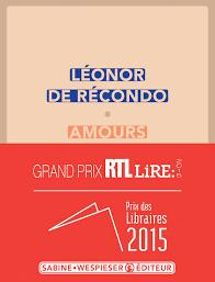 """Résultat de recherche d'images pour """"amours leonor de recondo"""""""