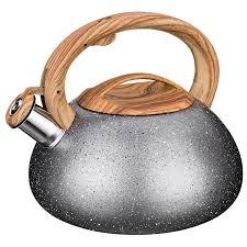 """<b>Чайник 3 л</b> со свистком <b>нержавеющая сталь</b> """"<b>AGNESS</b>"""" / 201013 ..."""