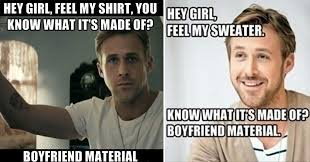 Stylish Fun: Ryan Gosling Hey Girl 11 Fashion Memes - StyleFrizz via Relatably.com