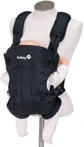 <b>Рюкзак</b>-<b>кенгуру Safety 1st Mimoso</b> Full Black 26007640 Сефети ...