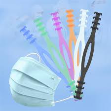 Ear Hook Strap Holder Third Gear <b>Adjustable Anti slip Mask Ear</b> ...
