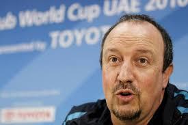 Unter grossem Druck: Rafael Benitez, Nachfolger von José Mourinho als ... - topelement