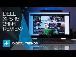 2018 Dell XPS 15 <b>2-in-1</b> Unboxing - YouTube
