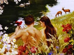 Resultado de imagem para  desobediência de Adão e Eva?