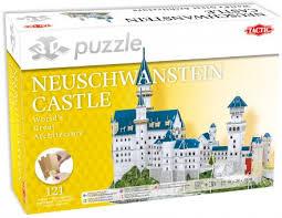 3D <b>Puzzle Neuschwanstein Castle</b> | TACTIC