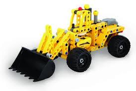 Купить <b>Конструктор EVOPLAY Wheel Loader</b> инерц., CB-106C в ...