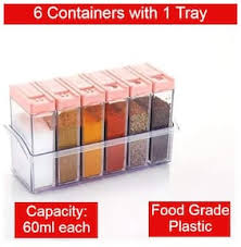 Spice Storage – Buy Spice Containers, Masala <b>Box</b> Online at Best ...