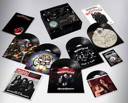 <b>Motörhead</b> proudly announce <b>40th anniversary</b> deluxe editions of ...
