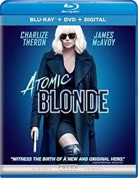 Atomic Blonde [Blu-ray]: Charlize Theron, James ... - Amazon.com