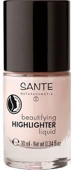 <b>Sante Beautifying</b> Highlighter Liquid <b>Хайлайтер жидкий</b>, 10 мл ...