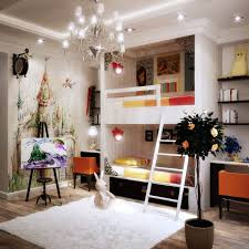 astonishing wall decoration in alluring dorm kids bedroom ideas with black tiered shelves and orange chair astonishing kids bedroom