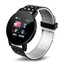 <b>119Plus Smart Bracelet</b> Color Screen Sleep Monitor Waterproof ...