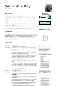 Sample Resume Format for Fresh Graduates   One Page Format   aaa aero inc us