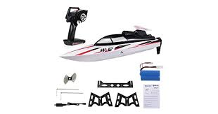 <b>WLtoys WL912-A RC</b> Boat 2.4G <b>35KM</b>/<b>H</b> High Speed <b>RC</b> Boat ...
