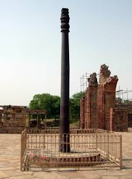 <b>Iron</b> pillar of Delhi - Wikipedia