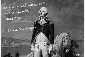 President George Washington Quotes. QuotesGram via Relatably.com