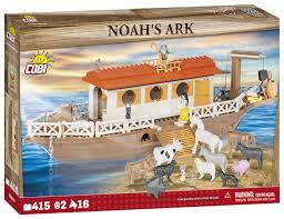 <b>Конструктор Cobi Nativity Scenes</b> 28026 Ноев Ковчег — купить по ...
