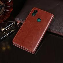 <b>Чехол</b>-<b>книжка для</b> Huawei P Smart Z, деловой <b>кожаный</b> чехол ...