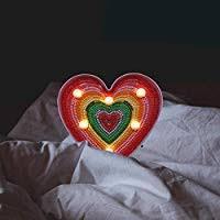 Prosperveil <b>DIY 5D</b> Diamond Painting Rainbow Heart Kits with ...