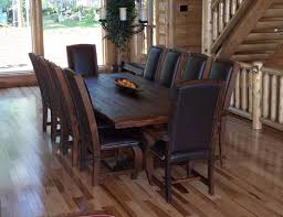 chair dining room tables rustic chairs: how to modernize your dining room room rustic table