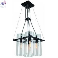 """<b>Подвесной светильник Arte</b> Lamp A8586SP-4BK - ООО """"Магия ..."""