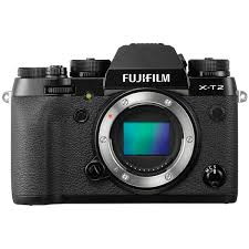 Купить <b>Фотоаппарат</b> системный премиум <b>Fujifilm X</b>-<b>T2 Body</b> Black ...