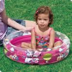 <b>Надувной</b> детский <b>бассейн Bestway</b> круглый Disney MMCH ...