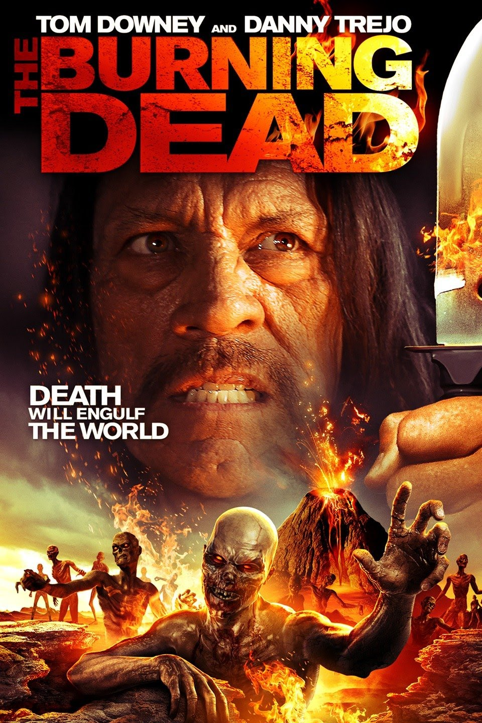 The Burning Dead (2015) Hindi Dubbed