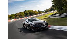 Latest Porsche 911 GT3 to be fitted with <b>MICHELIN Pilot Sport</b> Cup ...