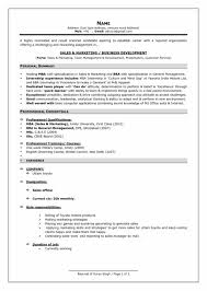 best resume format sample templatex more picture of best resume format