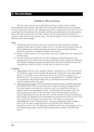 how to write a critical lens essay how to write a critical lens critical lens essays