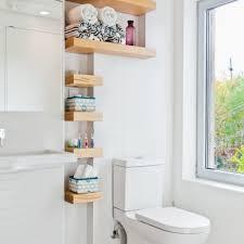 small bathroom storage ideas unique open shelving