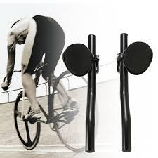 <b>TT Bicycle Rest Handlebar Bike</b> Racing Aero <b>Bar</b> Carbon Fiber ...