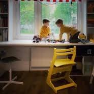 Польза <b>растущих</b> стульев